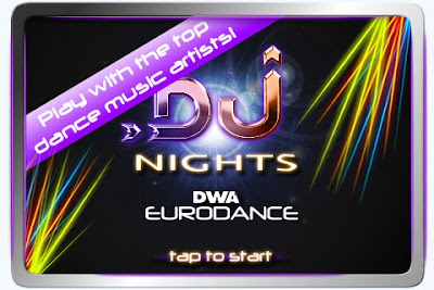 DJ Nights Eurodance, game, iphone, apple