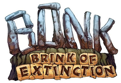 Bonk: Brink of Extinction, nintendo, wii, box, art