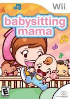 Babysitting Mama, game, nintendo, wii