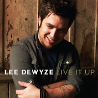 Lee DeWyze, Live It Up, album, box, art, cd, audio