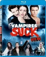 Vampires Suck, Blu-ray, box, art