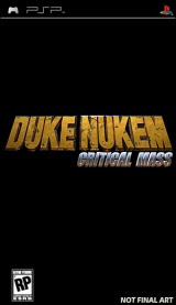 Duke Nukem: Critical Mass, Sony, PSP