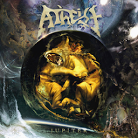 Atheist, Jupiter, new, album, cd, audio, box, art