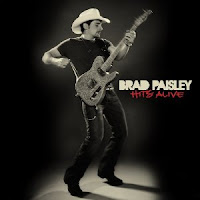 Brad Paisley, Hits Alive, box, art, screen, cd, audio