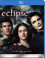 The Twilight Saga: Eclipse, Blu-ray, box, art
