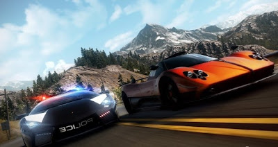 Need For Speed: Hot Pursuit, racing, game, xbox