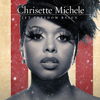 Chrisette Michele, Let Freedom Reign, cd, audio, box, art