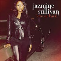 Jazmine Sullivan,  Love Me Back, cd, audio, cover