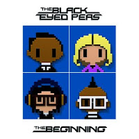 The Black Eyed Peas,  The Beginning, cd, audio, cover