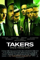 Takers, DVD, Blu-ray, box, art