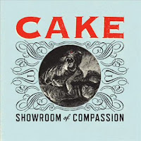 Cake, Showroom of Compassion, new, album, cd, audio, cover