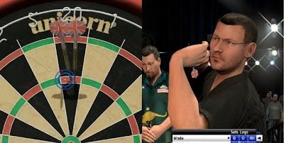 PDC World Championship Darts, Pro Tour, screen