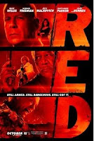 Red, DVD, Blu-ray, cover