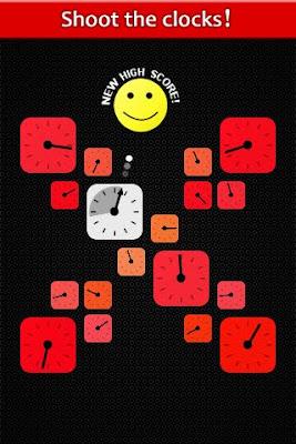 Clock Blocks, iphone, apple, game