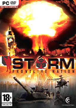 Storm: Frontline Nation, pc, game, screen