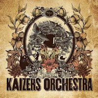 Kaizers Orchestra, Violeta, Violeta, cd, audio, new, album, vol.1