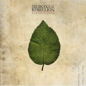 The Boxer Rebellion,  The Cold Still, new, album, box, art