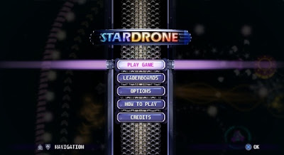 StarDrone, game, screen, ps3
