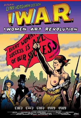 Women Art Revolution, poster