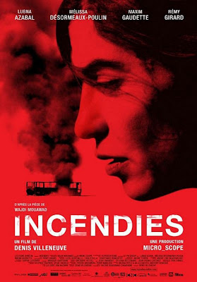 Incendies, Movie, poster
