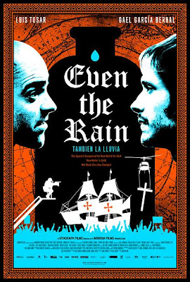Even the Rain, movie, poster