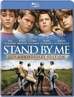 Stand by Me, movie, Blu-ray, cover