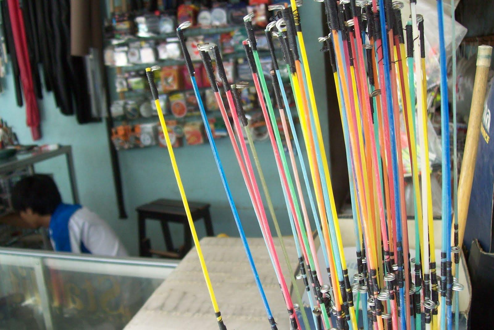 Toko Alat Pancing Di Balikpapan http://gadingtirta.blogspot.com/2010 ...
