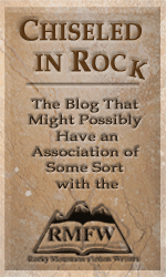 Chiseled in Rock Blog