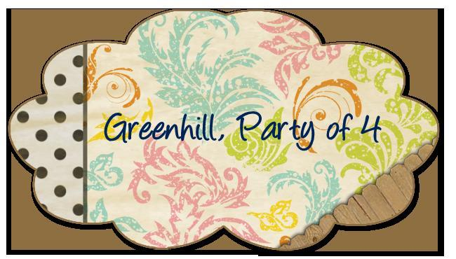 Greenhill, Party of 4