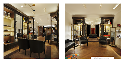 photos boutique j m weston paris photographe d 39 architecture paris. Black Bedroom Furniture Sets. Home Design Ideas