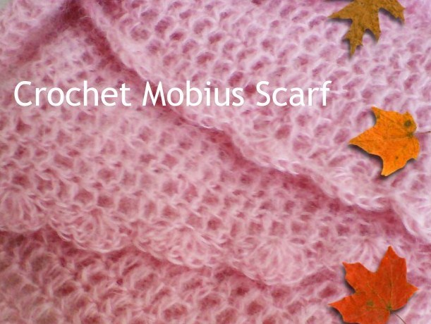 This Winter's Hot Accessory: The Snood, Moebius or Infinity Scarf