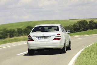 03_mbs400hybrid Mercedes Benz S400 Blue HYBRID