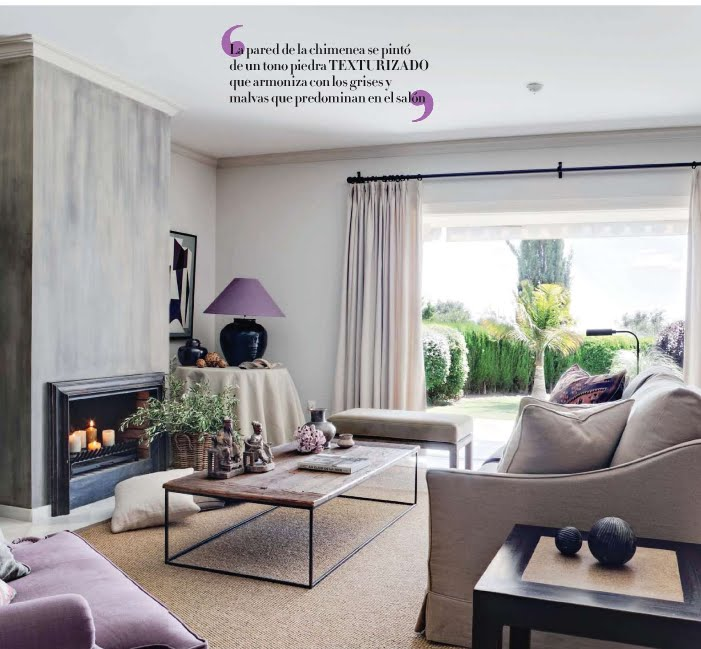 Delight by design home crush washed in lilac Lilac living room ideas