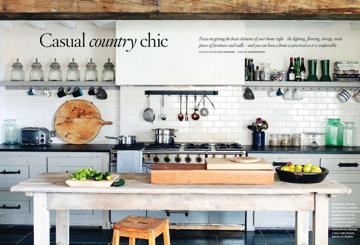 delight by design: quaint kitchen crush