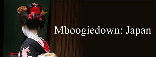 Mboogiedown: Japan