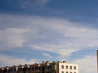 chemtrails en el aire