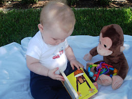 Reading to George
