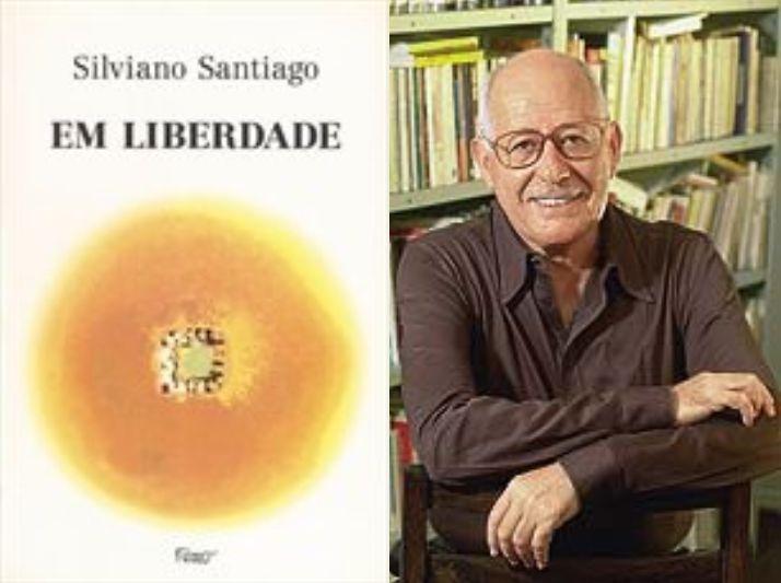 """Silviano Santiago - debateu """"Em liberdade"""" com o Clube de Leitura Icaraí em 25/9/2009"""