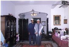Bersama Ustaz Haji Ahmad Bin Haji Wahab