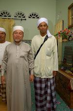 Bersama Ustaz Rahim Al-Hafidz
