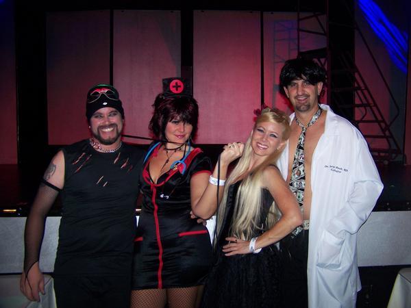 Halloween gang, '07