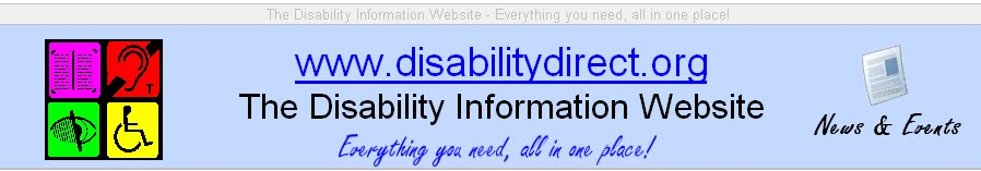 Disability Direct News and Events Blog