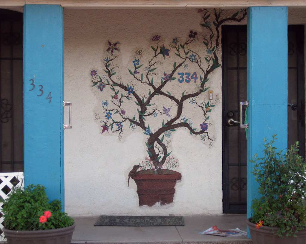 The Tucson Murals Project  July 2010