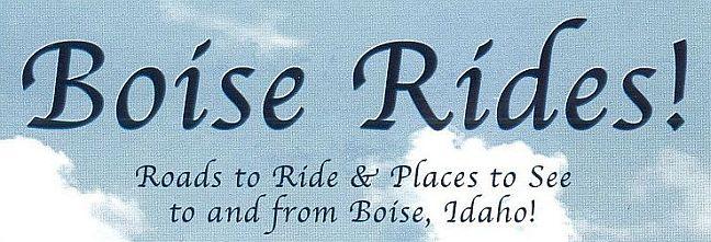 Boise Rides!