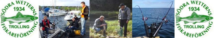 Södra Wetterns FiskareFörening & Trolling