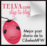 Mejor post diario CMFW 2010 por la revista Telva