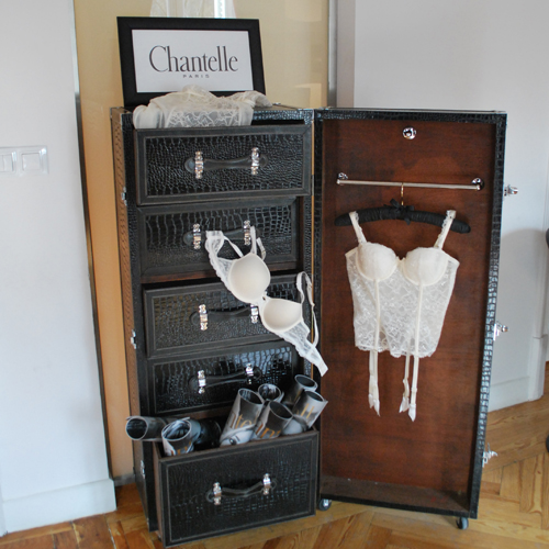 Showroom Chantelle