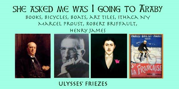 ULYSSES' FRIEZES