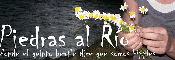 Piedras al Río
