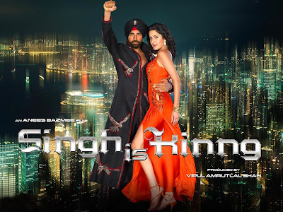 The Singh is King audio was 2011